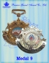 Medal เหรียญรางวัล 09
