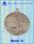 Medal เหรียญรางวัล 10