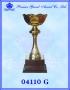 ถ้วยรางวัล อิตาลี 04110 สีทอง