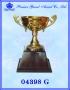 ถ้วยรางวัล อิตาลี 04398 สีทอง