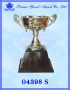 ถ้วยรางวัล อิตาลี 04398 สีเงิน