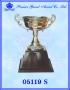 ถ้วยรางวัล อิตาลี 05119 สีเงิน