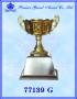 ถ้วยรางวัล อิตาลี 77139 สีทอง