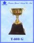 ถ้วยรางวัล อิตาลี T 983 สีทอง