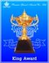 ถ้วยรางวัล พระราชทาน King Award