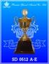 ถ้วยรางวัล ดีบุก SD 0512