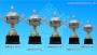 - ถ้วยรางวัล อิตาลี CMB51012 สีเงิน